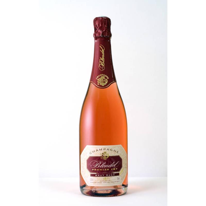 Champagne BLONDEL Brut Rosé