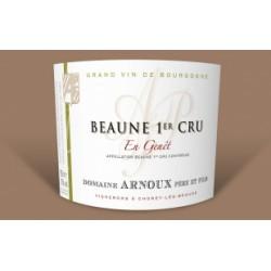 BEAUNE 1er Cru Domaine Arnoux